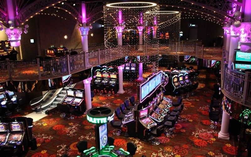Характеристики казино